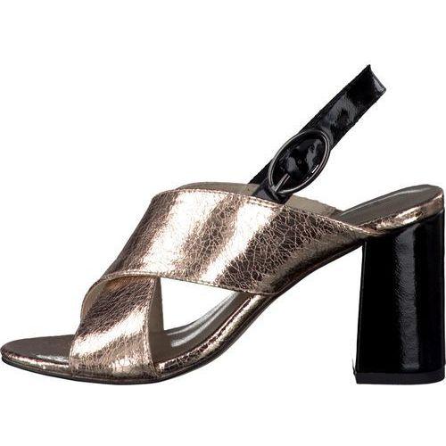 Sandały Tamaris 28395 Różowo-Czarne (4055158421036)