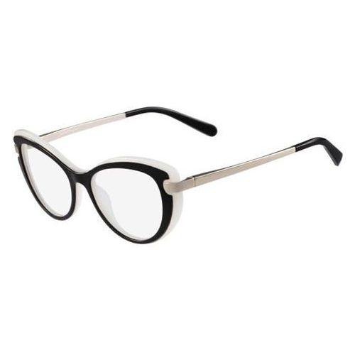 Okulary korekcyjne sf 2755 972 marki Salvatore ferragamo