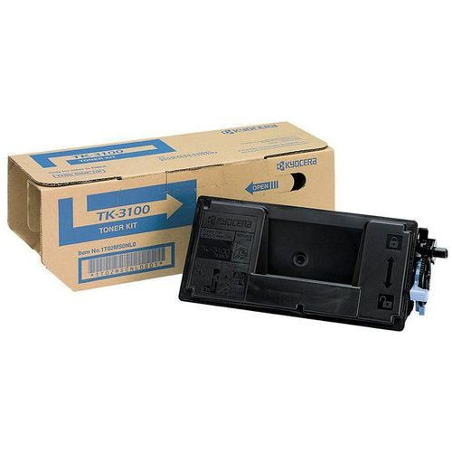 Wyprzedaż Oryginał Toner Kyocera TK-3100 do FS-2100/DN | 12 500 str. | czarny black
