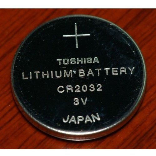 Baterie Litowe Toshiba CR2032 PW BP-5 (4904530588907)