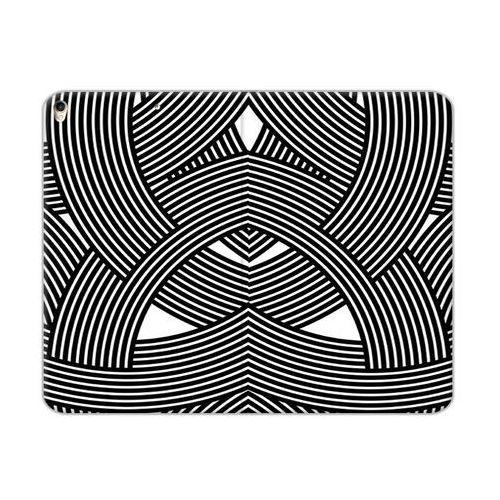 Etuo flex book fantastic - apple ipad pro 10.5 - etui na tablet flex book fantastic - biało-czarna mozaika marki Etuo.pl