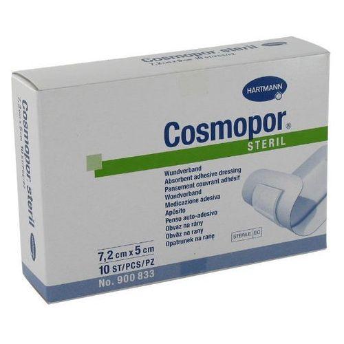 Opatrunek pooperacyjny jałowy Cosmopore E 7,2 cm x 5 cm, op. 50 szt., HAR-COS-725