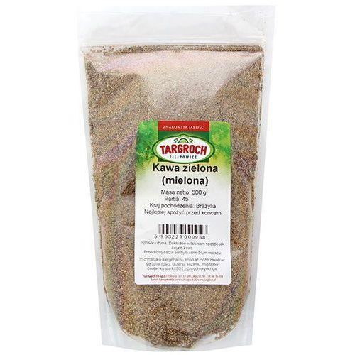 Targroch 1kg kawa zielona mielona arabica (5903229003645)