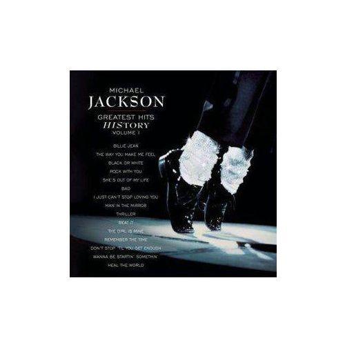 MICHAEL JACKSON - MICHAEL JACKSON GREATEST HITS HISTORY VOLUME I (CD), kup u jednego z partnerów