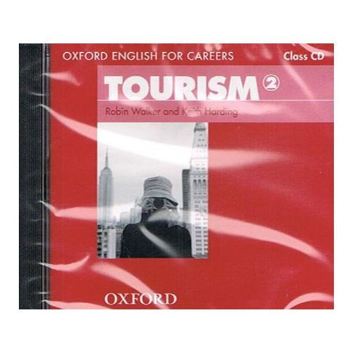 Tourism 2 Oxford English for Careers: Płyta Audio CD do Podręcznika