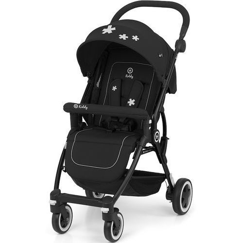 Kiddy wózek spacerowy urban star 1 mystic black (4009749366077)