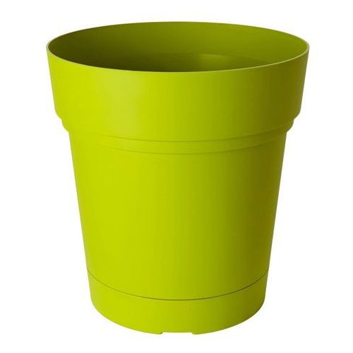 Blooma Donica okrągła nurgul z nawadnianiem 58 cm zielona (3663602899563)