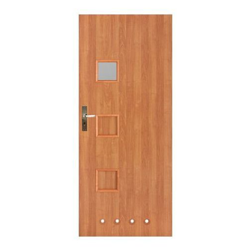 Drzwi z tulejami Lugano