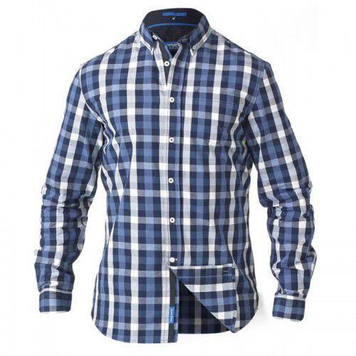 D555 webber duża koszula męska tylko 2xl marki Duke