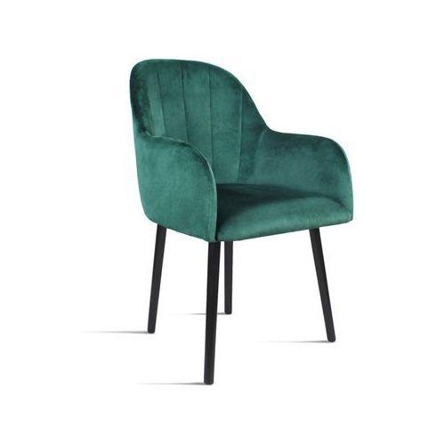 Krzesło BESSO morski/ noga czarna/ SO259, 28 dni roboczych
