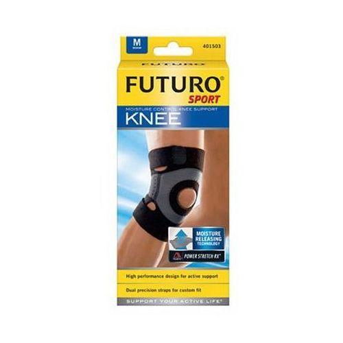 FUTURO SPORT Stabilizator kolana ze wzmocnieniem rzepki M x 1szt.