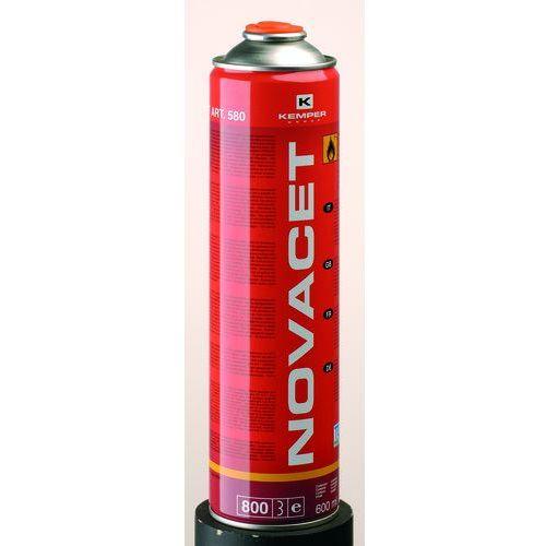 Kemper Nabój z gazem  novacet 580 (600 ml) (8008004002701)