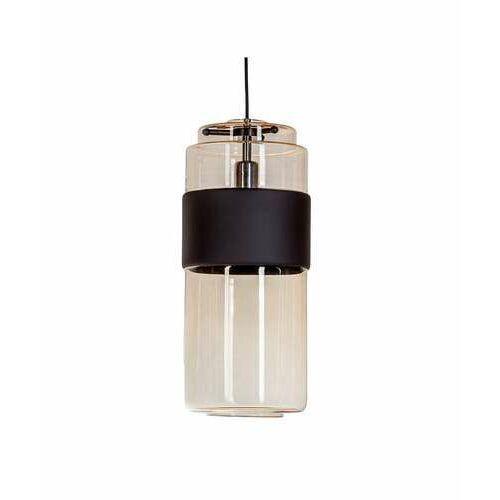4concepts 4 concepts umbriel black long z202112000 lampa wisząca zwis 1x60w e27 czarny