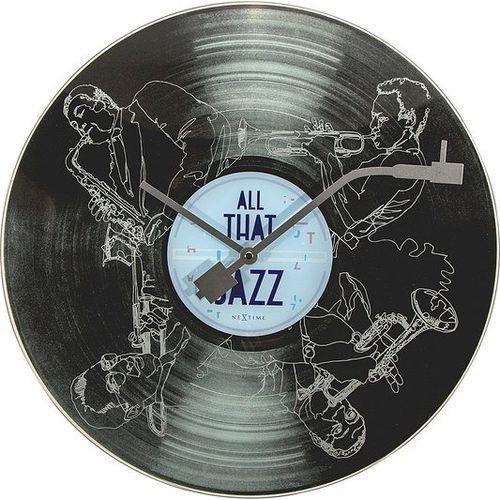 Nextime Zegar ścienny all the jazz