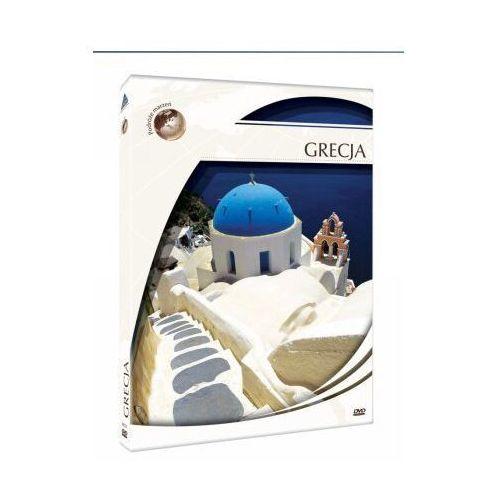 Dvd podróże marzeń  grecja