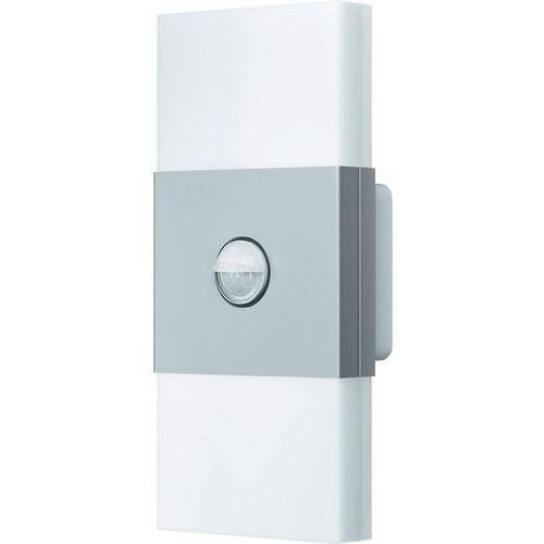 Lampa ścienna zewnętrzna LED OSRAM 4008321998422, 1x12 W, LED wbudowany na stałe, 460 lm, 6000 K, IP44, (DxSxW) 27 x 12.3 x 8.2 cm