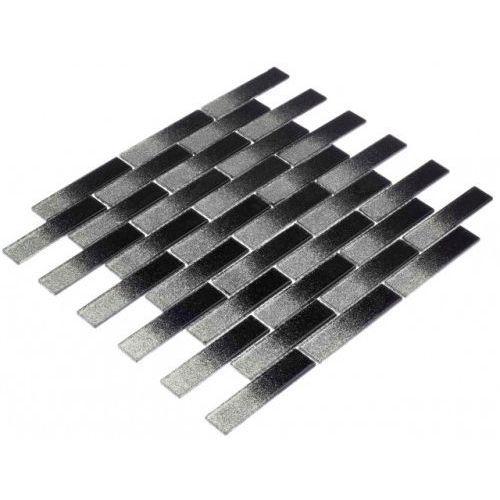 Goccia mosaico Goccia crystal mozaika szklana 23x98 cr8011