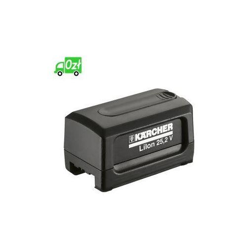 Karcher Bateria do t 9/1 bp i bv 5/1 bp, ✔autoryzowany partner karcher ✔karta 0zł ✔pobranie 0zł ✔zwrot 30dni ✔raty ✔gwarancja d2d ✔wejdź i kup najtaniej
