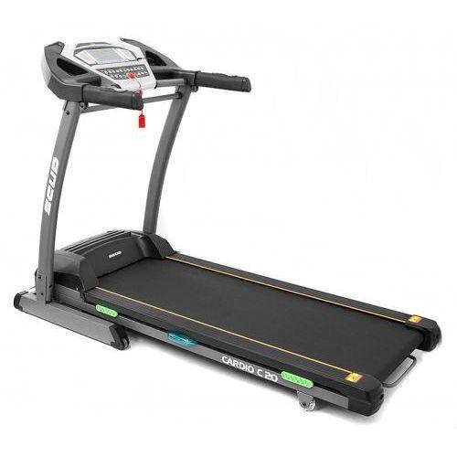 Bieżnia treningowa elektryczna cardio c20 marki Scud