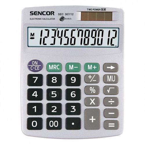 Kalkulator Sencor SEC 367/12 Darmowy odbiór w 21 miastach! (8590669044832)