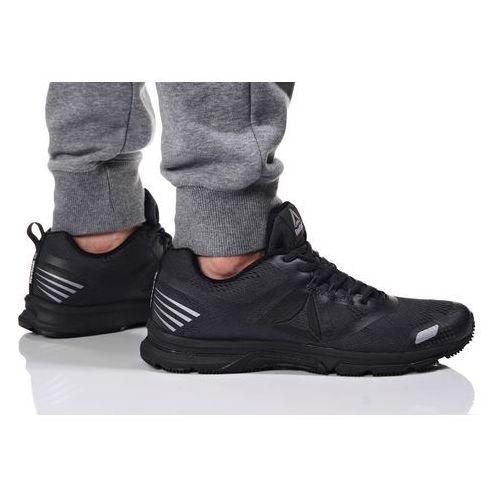 ahary runner obuwie do biegania treningowe black/coal marki Reebok