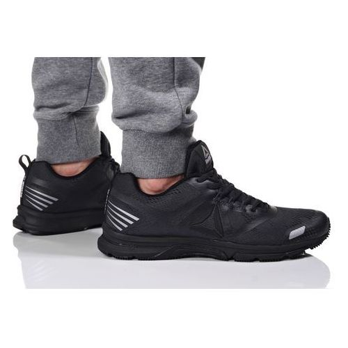 Reebok  ahary runner obuwie do biegania treningowe black/coal (4058031367056)
