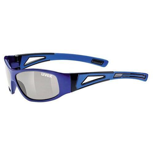 Uvex okulary przeciwsłoneczne sportstyle 509 blue (4416) (4043197274645)