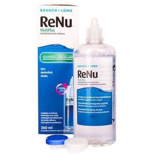 ReNu MultiPlus 360 ml + GRATIS do 2 opakowań (7391899847221)