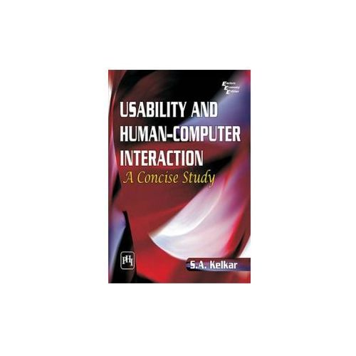 Usability and Human-Computer Interaction (9788120351622)