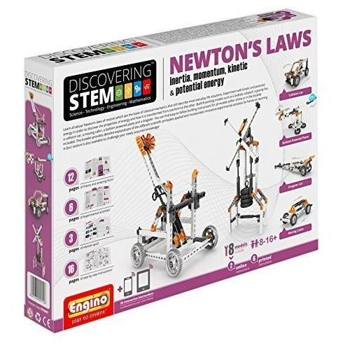 Stem Prawo Newtona - Engino