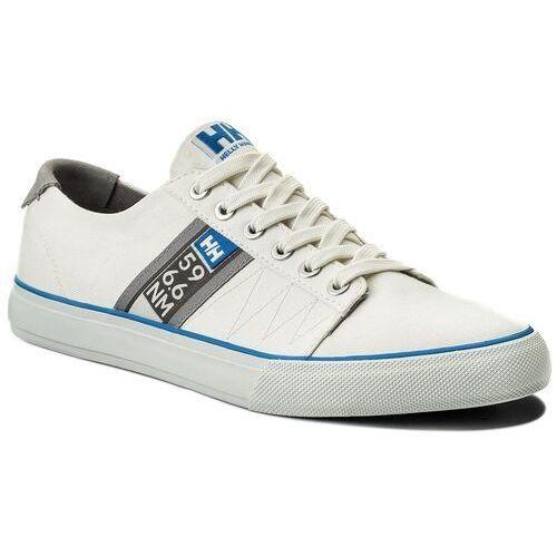 Tenisówki HELLY HANSEN - Salt Flag F-1 113-01.011 Off White/Silver Grey/Blue Water