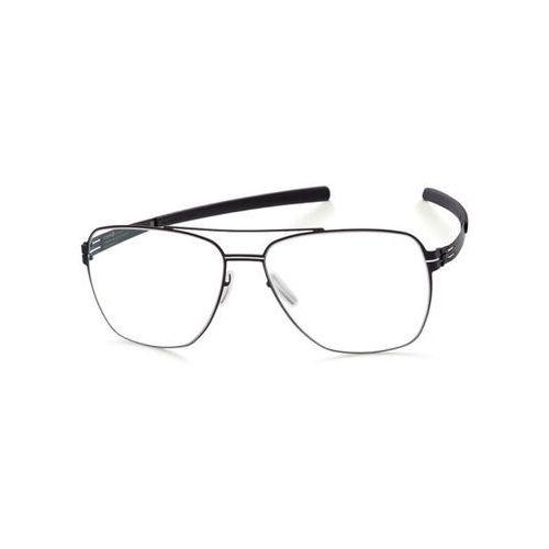 Ic! berlin Okulary korekcyjne m1344 francesca m. black