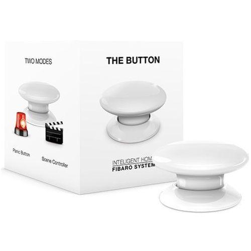 Przycisk the button biały marki Fibaro