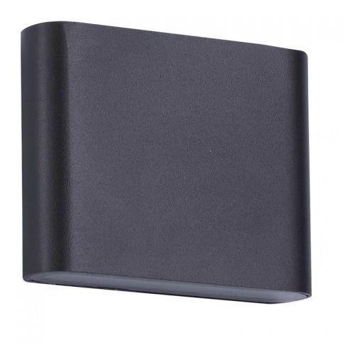 Sapri Kinkiet Light Prestige LP-1556/1W BK 10cm czarny