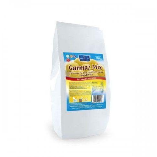 Bezgluten Garmaż mix - mąka owa na pyzy, kopytka 400g bezglutenowy bezgluten