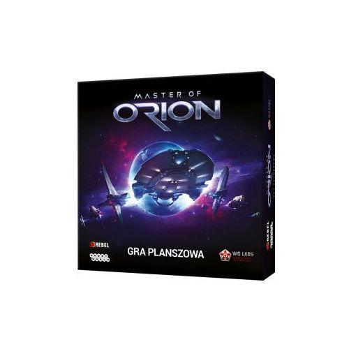 Rebel Master of orion (edycja polska). gra planszowa