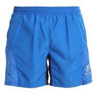 ODLO SHORTS WITH INNER BRIEF OMNIUS Krótkie spodenki sportowe energy blue/black, kolor niebieski