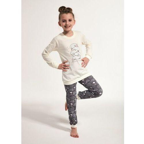 kids girl 594/114 sheep 86-128 piżama dziewczęca marki Cornette