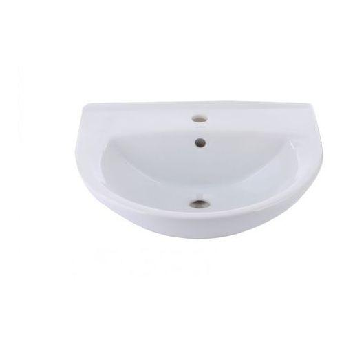 Cersanit Umywalka klasyczna 55,5x45,5 cm president k08-007 - 30 dni zwrotu oraz darmowa dostawa