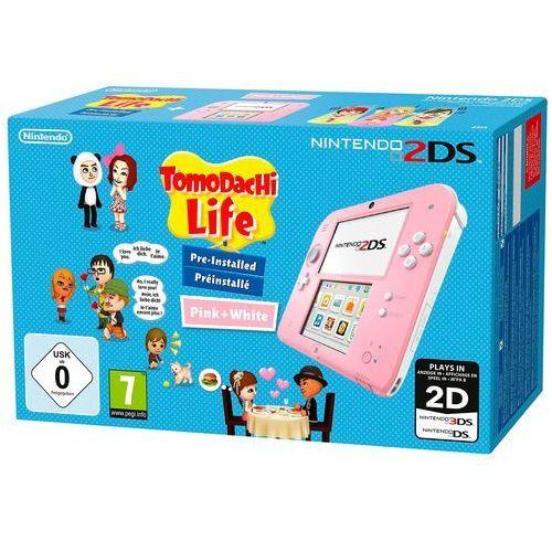 Konsola Nintendo 2DS. Najniższe ceny, najlepsze promocje w sklepach, opinie.
