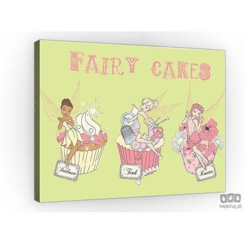 Obraz ciasteczkowe wróżki – dzwoneczek ppd777 marki Consalnet