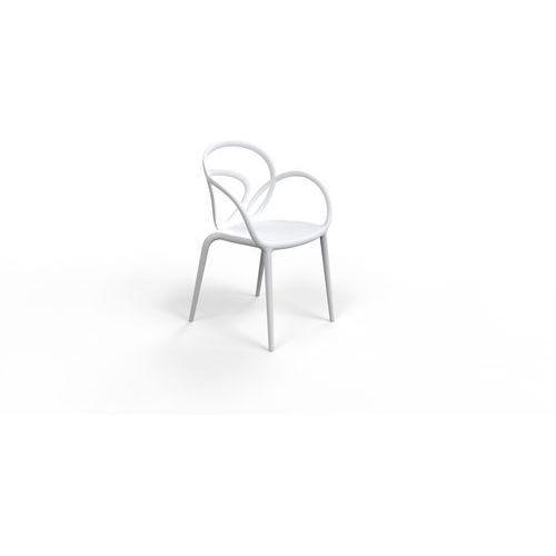 QeeBoo Krzesło Loop białe - 2 szt. 30001WH