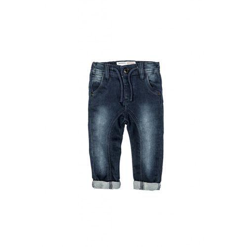 Spodnie chłopięce jeansowe 1L33AF