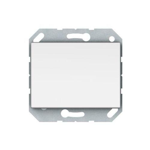 Włącznik krzyżowy VILMA P710-010-02B BIAŁY DPM