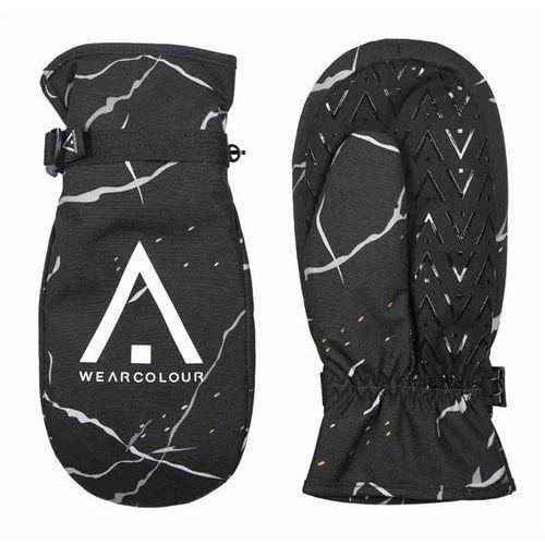 Clwr Rękawice - wear mitten black marble (903) rozmiar: 10