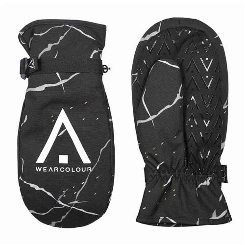 Rękawice - wear mitten black marble (903) rozmiar: 8, Clwr