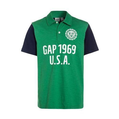 GAP Koszulka polo parrot green, 519356