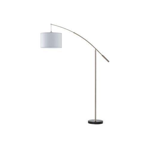 Eglo 92206 - Lampa podłogowa NADINA 1xE27/60W/230V, kolor Nikiel