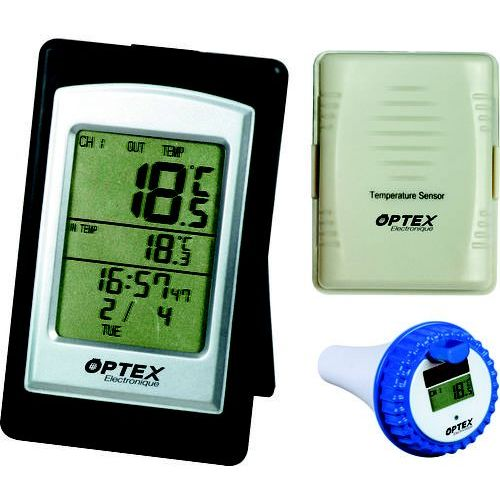 termometr basenowy th-025 marki Optex