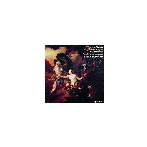 Hyperion Vol 9 - sonata, elegies, consolations (0034571164298)